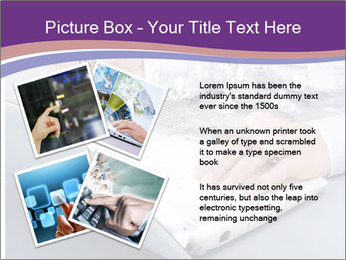 Computer keyboard PowerPoint Templates - Slide 23