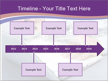 Computer keyboard PowerPoint Templates - Slide 28