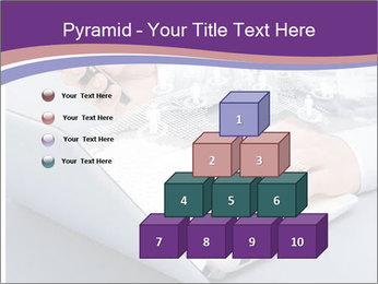 Computer keyboard PowerPoint Templates - Slide 31