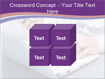 Computer keyboard PowerPoint Templates - Slide 39