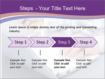 Computer keyboard PowerPoint Templates - Slide 4