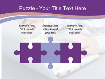Computer keyboard PowerPoint Templates - Slide 42