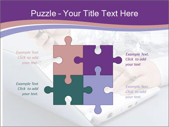 Computer keyboard PowerPoint Templates - Slide 43