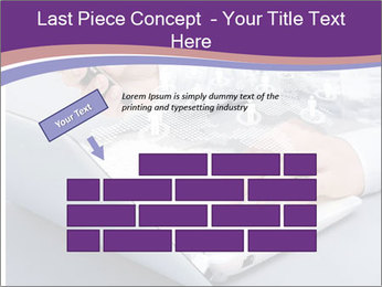 Computer keyboard PowerPoint Templates - Slide 46