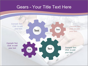 Computer keyboard PowerPoint Templates - Slide 47