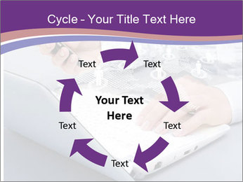 Computer keyboard PowerPoint Templates - Slide 62
