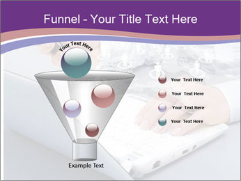 Computer keyboard PowerPoint Templates - Slide 63