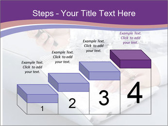 Computer keyboard PowerPoint Templates - Slide 64