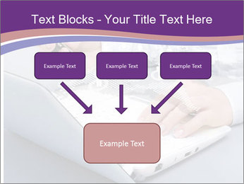 Computer keyboard PowerPoint Templates - Slide 70
