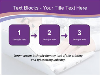 Computer keyboard PowerPoint Templates - Slide 71