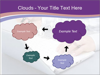 Computer keyboard PowerPoint Templates - Slide 72