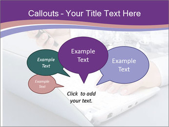 Computer keyboard PowerPoint Templates - Slide 73