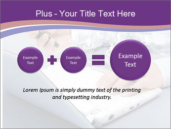 Computer keyboard PowerPoint Templates - Slide 75