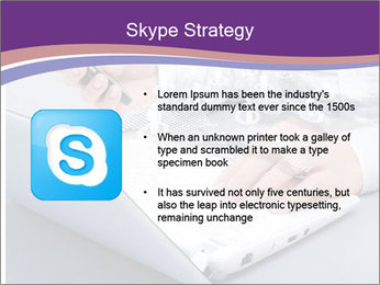 Computer keyboard PowerPoint Templates - Slide 8
