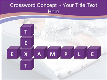 Computer keyboard PowerPoint Templates - Slide 82