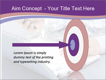 Computer keyboard PowerPoint Templates - Slide 83