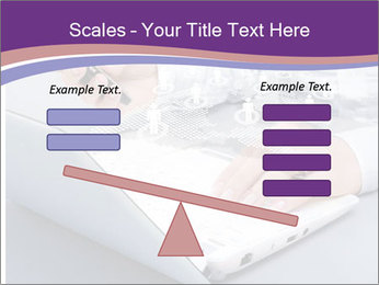 Computer keyboard PowerPoint Templates - Slide 89