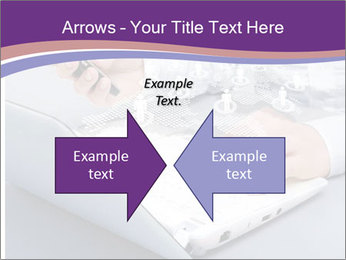 Computer keyboard PowerPoint Templates - Slide 90