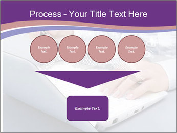 Computer keyboard PowerPoint Templates - Slide 93