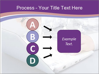 Computer keyboard PowerPoint Templates - Slide 94