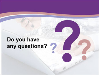 Computer keyboard PowerPoint Templates - Slide 96