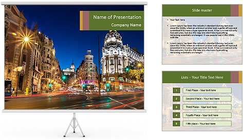 0000087284 PowerPoint Template