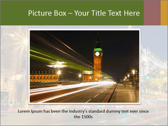 Rays of traffic lights PowerPoint Template - Slide 16