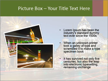 Rays of traffic lights PowerPoint Template - Slide 20