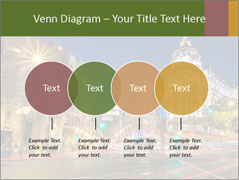 Rays of traffic lights PowerPoint Template - Slide 32