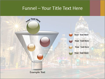 Rays of traffic lights PowerPoint Template - Slide 63