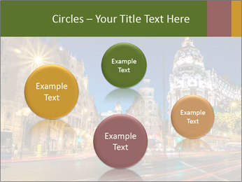 Rays of traffic lights PowerPoint Template - Slide 77