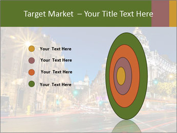 Rays of traffic lights PowerPoint Template - Slide 84