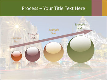 Rays of traffic lights PowerPoint Template - Slide 87
