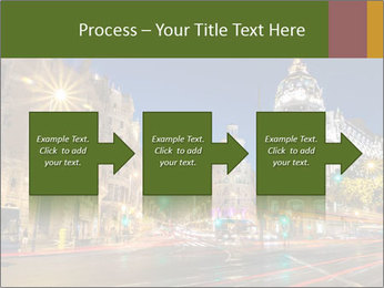 Rays of traffic lights PowerPoint Template - Slide 88