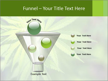 Young cannabis PowerPoint Template - Slide 63