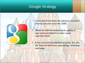 Red Square in Moscow PowerPoint Template - Slide 10