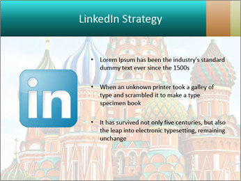 Red Square in Moscow PowerPoint Template - Slide 12