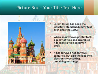 Red Square in Moscow PowerPoint Template - Slide 13