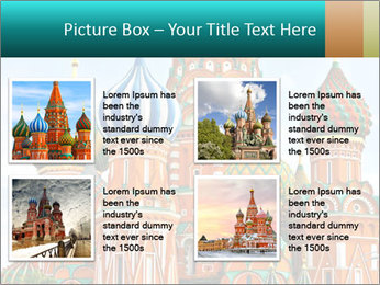 Red Square in Moscow PowerPoint Template - Slide 14