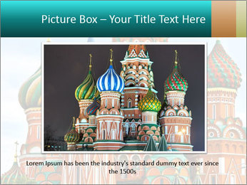 Red Square in Moscow PowerPoint Template - Slide 15
