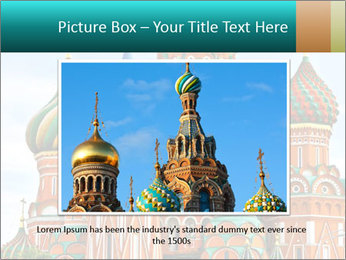 Red Square in Moscow PowerPoint Template - Slide 16
