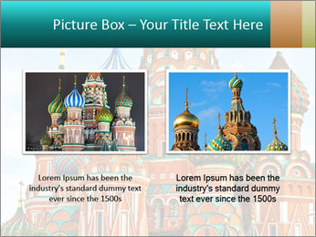 Red Square in Moscow PowerPoint Template - Slide 18