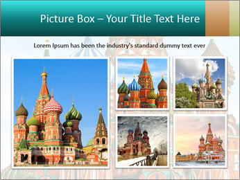 Red Square in Moscow PowerPoint Template - Slide 19