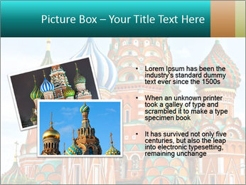Red Square in Moscow PowerPoint Template - Slide 20