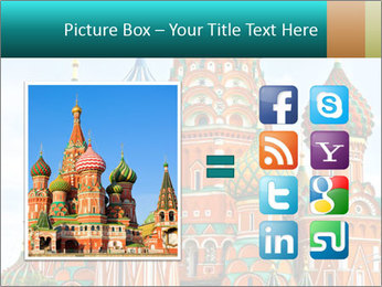 Red Square in Moscow PowerPoint Template - Slide 21