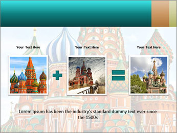 Red Square in Moscow PowerPoint Template - Slide 22