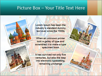 Red Square in Moscow PowerPoint Template - Slide 24
