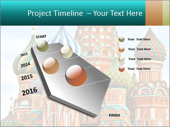 Red Square in Moscow PowerPoint Template - Slide 26