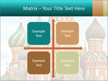 Red Square in Moscow PowerPoint Template - Slide 37