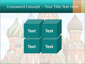 Red Square in Moscow PowerPoint Template - Slide 39